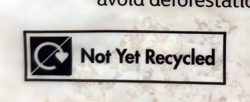 Wholemeal Tortilla Wraps - Istruzioni per il riciclaggio e/o informazioni sull'imballaggio - en