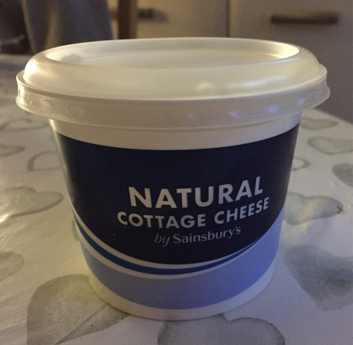 Natural Cottage Cheese - Product