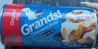 Grands cinnamon rolls - Product - en