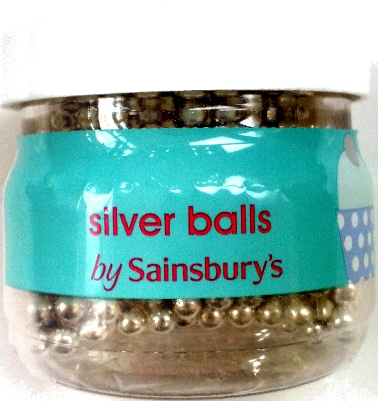Silver Balls - Produit - en