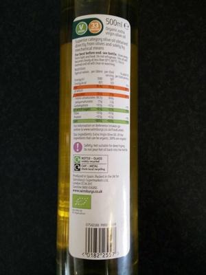 Extra virgin olive oil - Prodotto