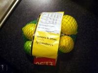 lemons and limes - Product