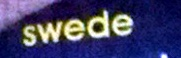 Swede - Ingrédients