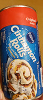 Pillsbury 5ct cinn rolls - Product - en