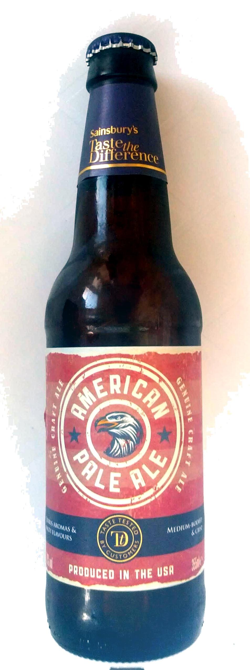 American pale ale - Prodotto - en