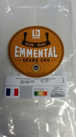 Emmental grand cru bloc - Product