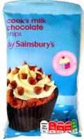 cook's milk chocolate chips - Produit - en