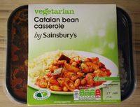 Vegetarian Catalan bean casserole - Produit