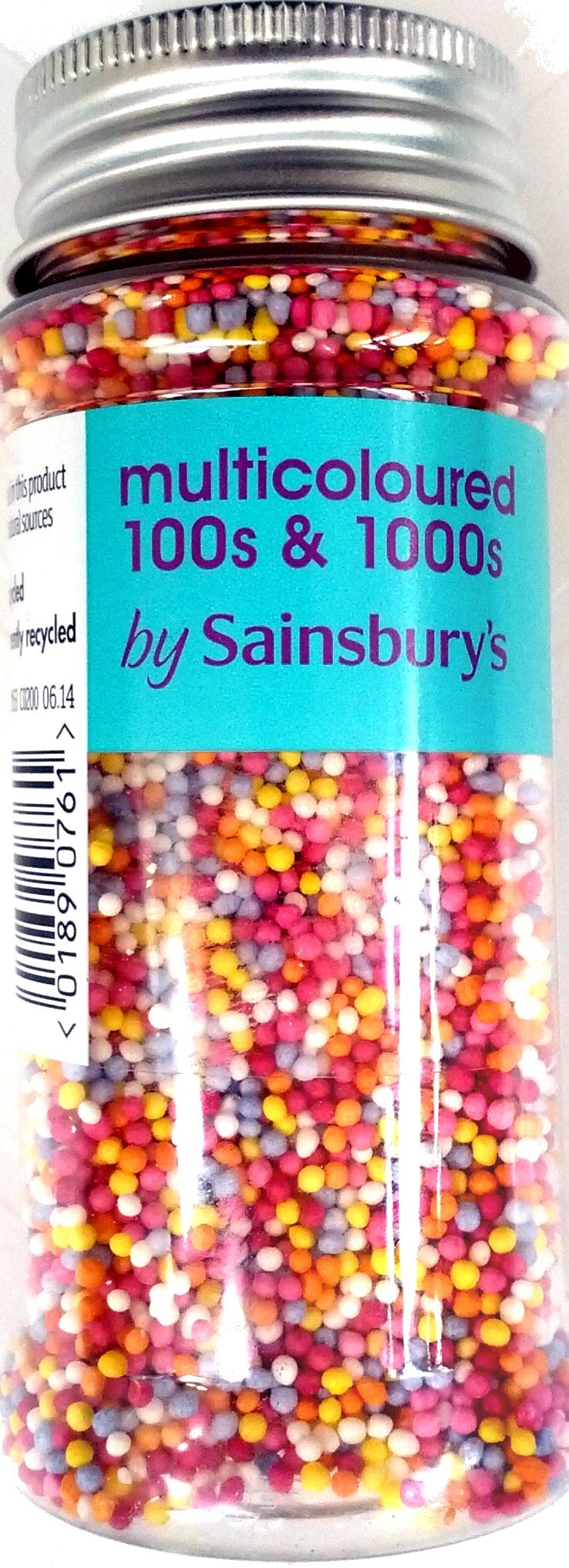 Multicoloured 100s & 1000s - Produit - en