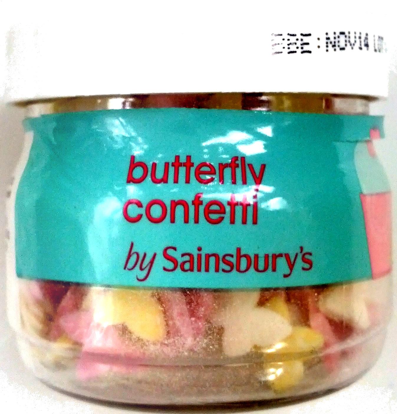 Butterfly Confetti - Produit - en