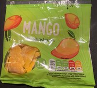 Dried mango - Product