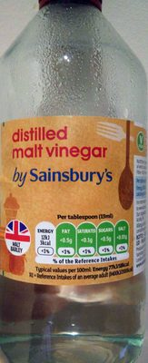 distilled malt vinegar - Produit - en
