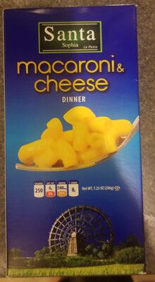 Macaroni & Cheese - Produit - en