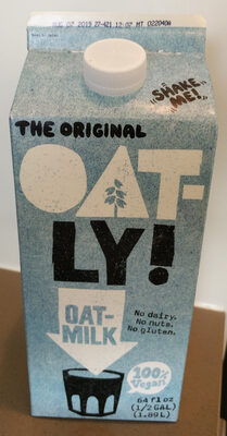 Original oat milk - Product - en