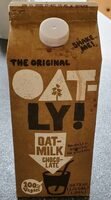 The original oat-milk chocolate, chocolate - Product - en