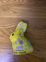 Fine hollow chocolate bunny - Product - en