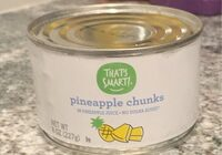 Pineapple chunks in pineapple juice - Produit - en