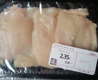 Escalope de poulet 400gr - Product