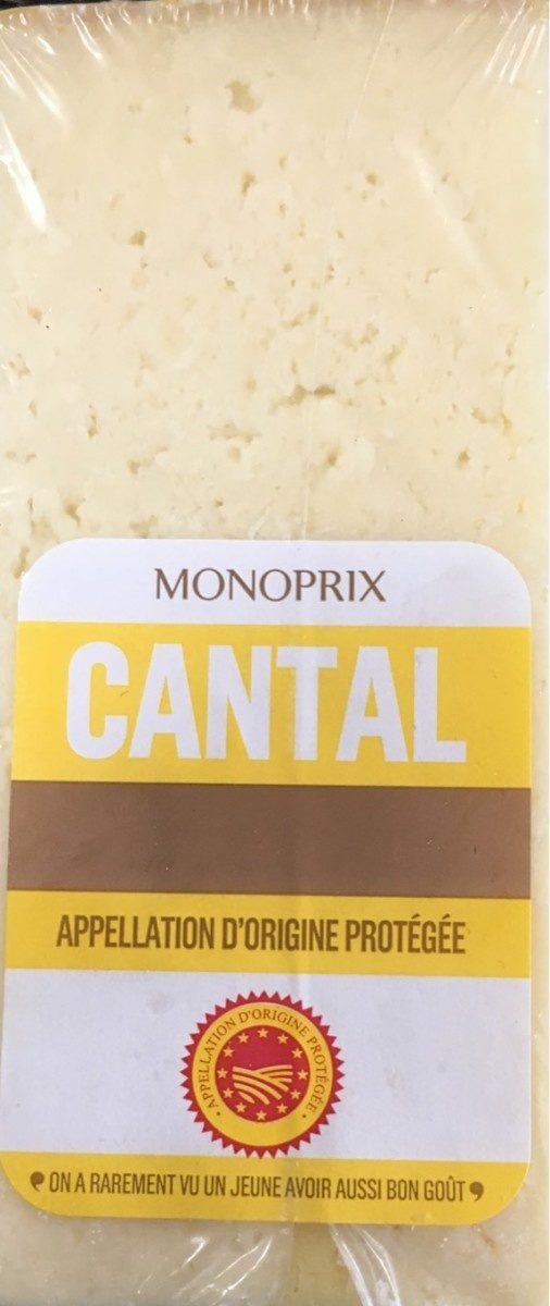 Cantal - Produit - fr