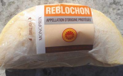 Reblochon AOP - Produit - fr