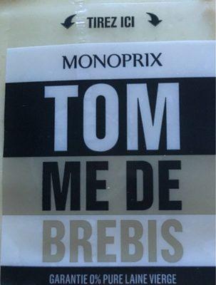 Tomme de brebis - Prodotto - fr