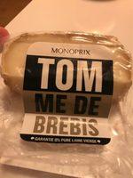 Tome de Brebis - Produit - fr
