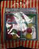 Sour & fizzy boiled sweets - Produit