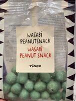 Wasabi peanut snack - Producte - fr