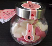Bonbons coeurs - Product