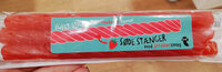 Sweet sticks with strawberry flavour - Producto