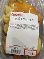 Cuisses de poulet et pommes de terre - Product - fr