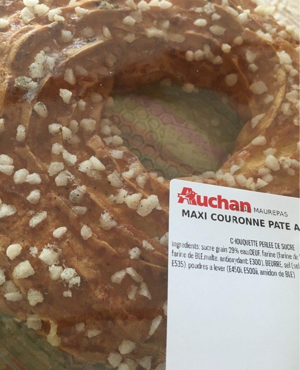 Couronne Pâte a Choux - Produit - fr
