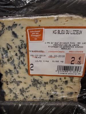 Bleu du Lizieux - Product