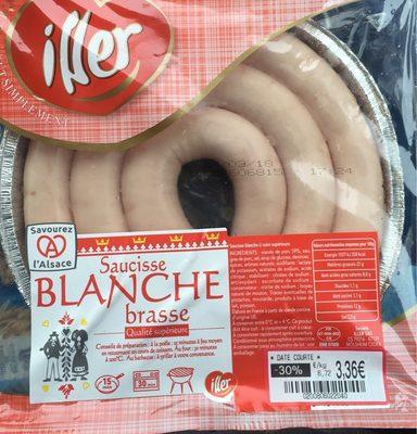 Saucisse blanche brassé - Product - fr