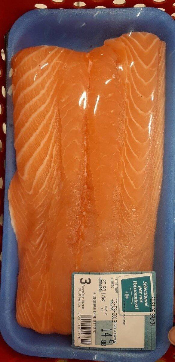 Filet de saumon - Produit - fr