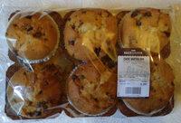 Choc Muffin 6pk - Produit - en
