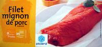 Filet mignon de porc surgelé Picard - Produit