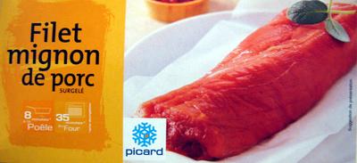 Filet mignon de porc surgelé Picard - Product