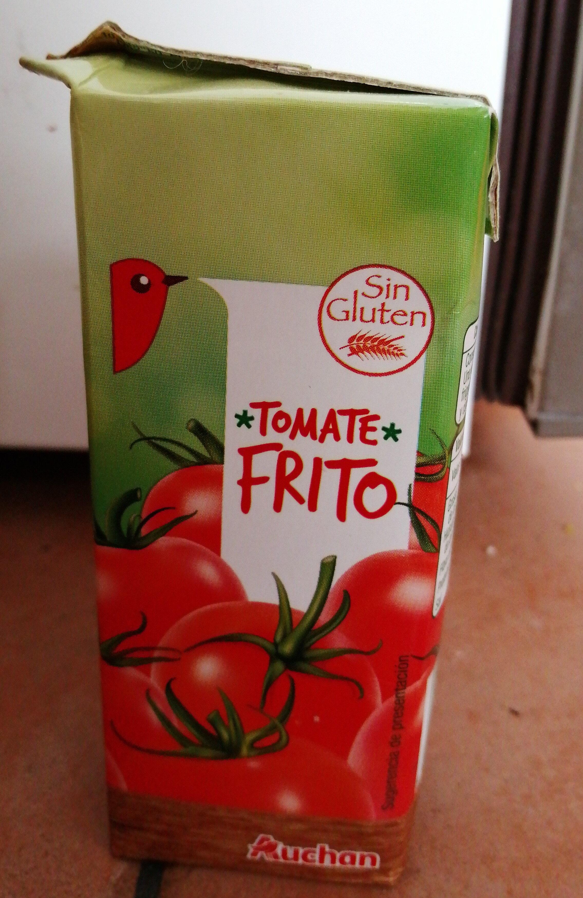 tomate frito auchan - Producto - es