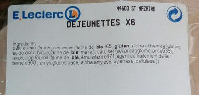 dejeunettes - Product - fr