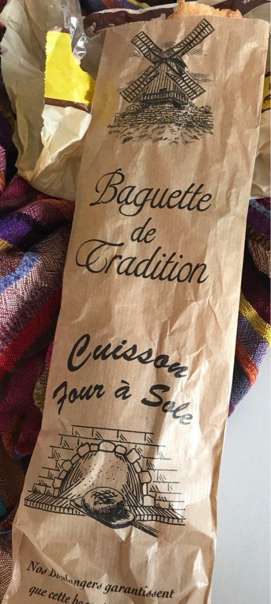 Baguette de tradition - Prodotto - fr