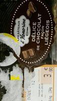 Délice de chocolat façon liégeois - Produit - fr