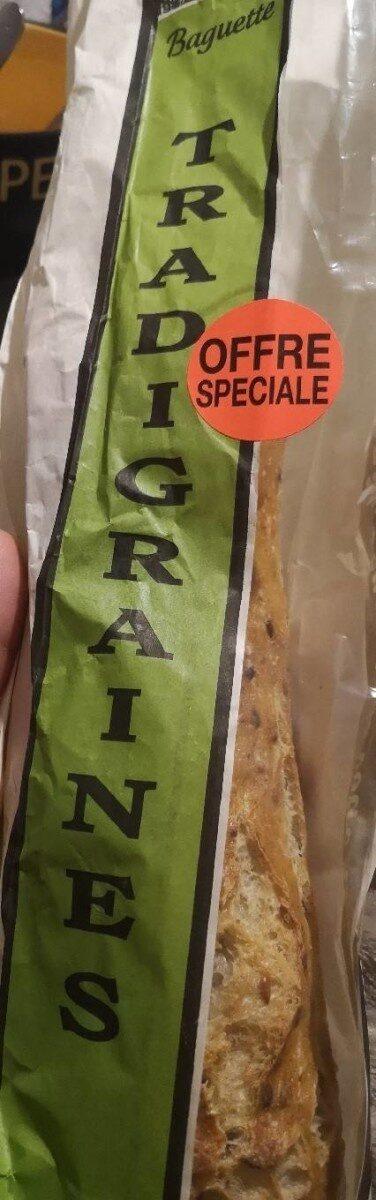 Tradigraines - Ingredienti - fr