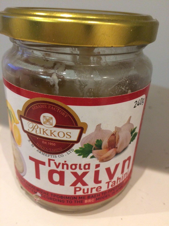 Pure tahini - Product