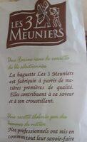 Baguette bio céréales - Product