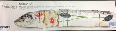 Saumon Farci - Produit - fr