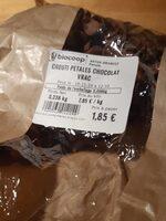 Crosti pétales chocolat vrac - Product