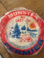 Munster fermier au lait cru - Product - fr