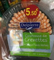 Crevettes delpierre - Product - fr