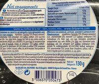 Crevettes delpierre - Voedingswaarden - fr